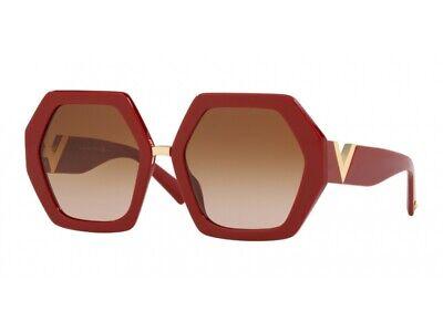 Sunglasses Valentino Authentic VA4053 Red Brown Gradient 511913
