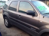 Ford Escape parting out