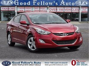 2011 Hyundai Elantra GLS MODEL, SUNROOF, ALLOY