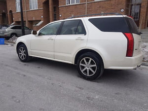 Cadillac SRX SUV, Crossover 7 Seater Family Vehicle Must See...