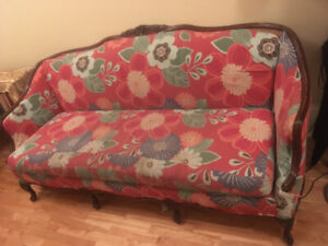 Lovely antique sofa