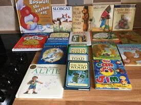 Brand new child's 21 books