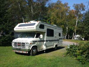 23ft Citation motorhome
