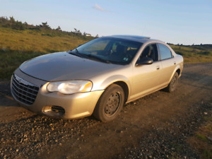 2004 chrysler sebring ***OVER 1 YEAR INSPECTION ***
