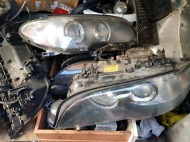 BMW 320d coupe parts