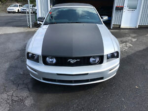 2007 Ford Mustang GT Cabriolet / 62800km / Clean Carproof