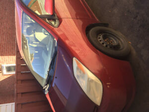2004 Toyota Prius Hatchback AS-IS