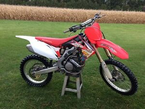 2012 CRF 250 Honda Dirtbike London Ontario image 2