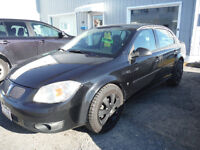 2007 Pontiac G5 base Sedan Certified