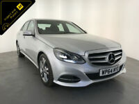 2014 64 MERCEDES-BENZ E250 SE CDI AUTOMATIC DIESEL 1 OWNER FINANCE PX