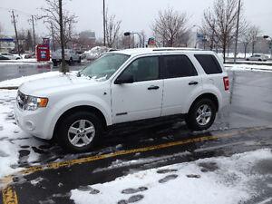2008 Ford Escape Hybrid SUV, Crossover