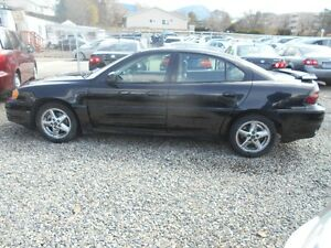 2000 Pontiac Grand Am GT  109000KM New Brakes