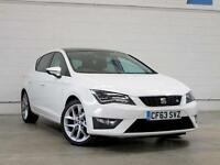 2013 SEAT LEON 1.4 TSI FR 5dr [Technology Pack]
