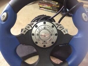 Intec steering wheel and pedals  Cambridge Kitchener Area image 2