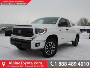 2018 Toyota Tundra TRD Offroad Package  4x4 - Nav - Heated Seats