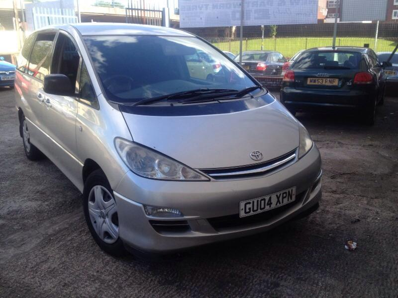 Toyota previa 2.0 d4d 2004 | in Perry Barr, West Midlands | Gumtree