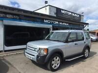 Land Rover Discovery 3 2.7TD V6 auto 2006MY HSE