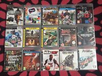 Ps3 Game's Bundle (good condition)