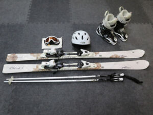 Ensemble de ski alpin Atomic 600$ VALEUR 1100$
