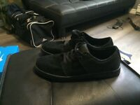 Supra Stacks II skate shoes size 9.5