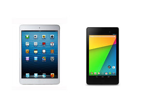 The Nexus 7 vs. iPad Mini
