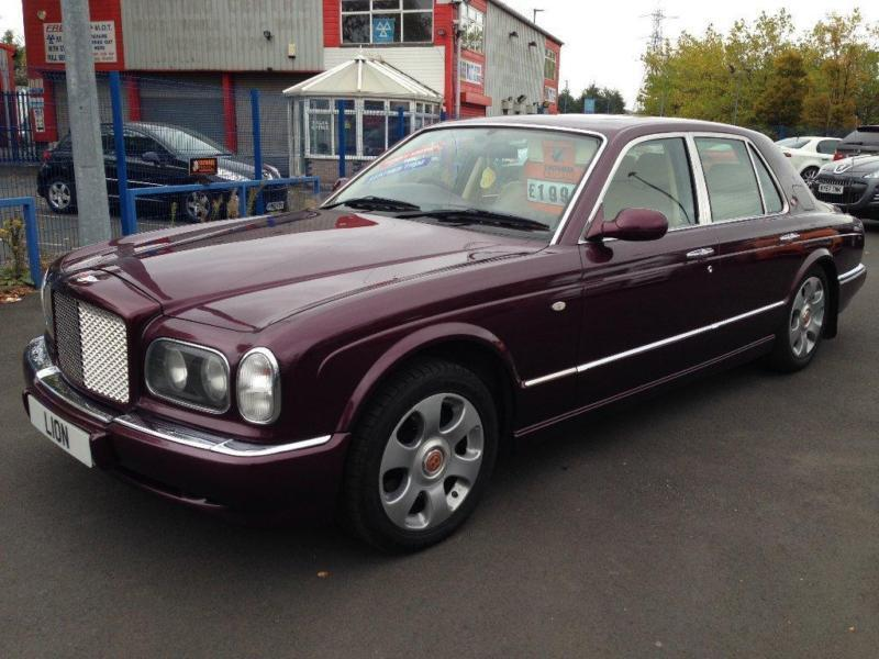 1998 Bentley Arnage 4.4 4dr
