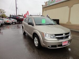 2009 Dodge Journey SE SUV, Crossover E-TESTED & CERT