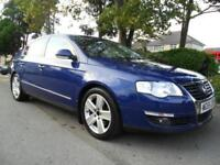 VOLKSWAGEN PASSAT 2005 FSI SPORT 2.0 FSH 7 STAMPS COMPLETE WITH M.O.T HPI CLEAR