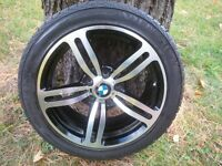 BMW Winter Tires & Mags - Pneus d'Hiver & Mags - 225/45R17