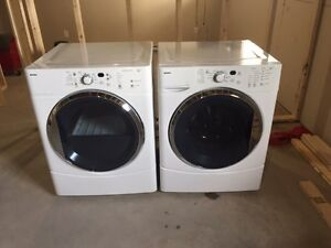 Kenmore Washer Dryer combo