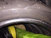"17"" maxis winter tyres"