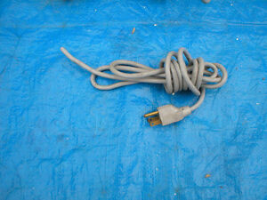 POWER CABLE ALIMENTATION AC DIY 120 VOLTS REMPLACEMENT