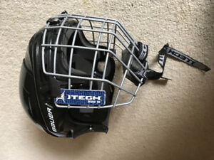 Bauer Junior 2100 Skate hockey helmet
