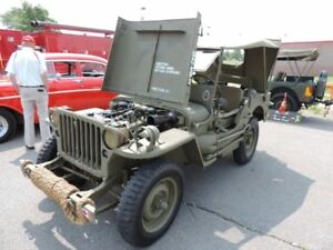 Willys Jeep Buy Or Sell Classic Cars In Canada Kijiji