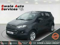 2016 FORD ECOSPORT ZETEC 1.5L AUTOMATIC - FULL HISTORY - 2 OWNERS - GREAT MPG