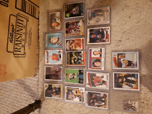 Higher End Jersey And SP Numbered Hockey Cards