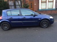 Renault Megane 1.5 Dci £30 Tax for Year