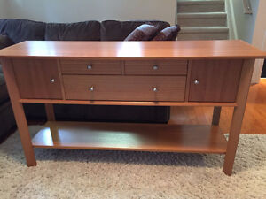 Teak TV Stand, Konto, Sofa Table,