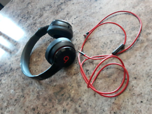 Beats Solo headphones