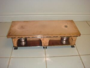 Chafing Dishes / Food Warmer - Heavy Gauge Copper & Stainless