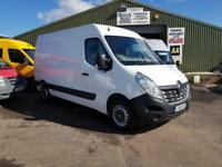 Renault Master 2.3dCi ( FWD ) 2014MY MM33 125 Business** One owner 70k **