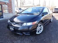 2006 Honda Civic SI-6 SPEED! Coupe (2 door)-CERTIFIED & E-TESTED