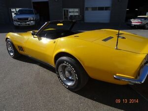 1968 mint collector corvette convertible