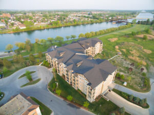 Apartment with Breathtaking Water-view for Sale in Welland