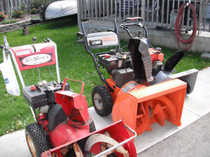 Wanted I pay cash for snowblower snow blower