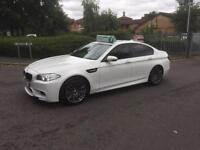 2014 BMW M5 4.4 Saloon 4dr Petrol DCT (232 g/km, 560 bhp)