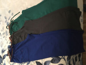 3 Heartsoul scrubs Pants 20$