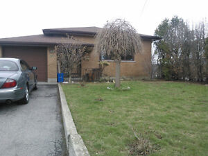 Detached Bugalow for rent in Hamilton West mountain