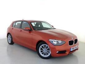 2013 BMW 1 SERIES 116d EfficientDynamics