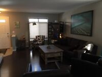 3 Bdrm End Unit, Summerside, Townhouse, Brand New Condition